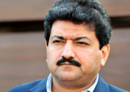 Hamid Mir – Anchorperson & Senior Journalist