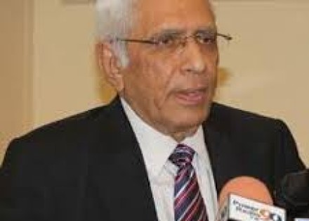 Muhammad Ziauddin – Senior Journalist