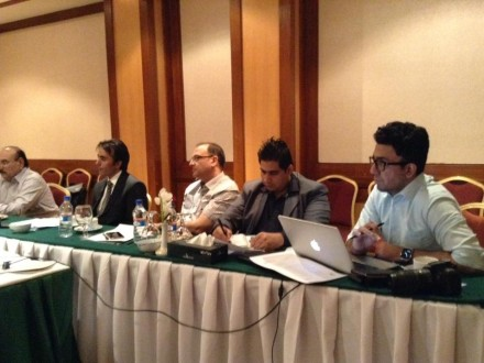Fifth Meeting of Pakistan Coalition for Media Safety (PCOMS)