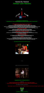 Website of leading entertainment television channel hacked and defaced