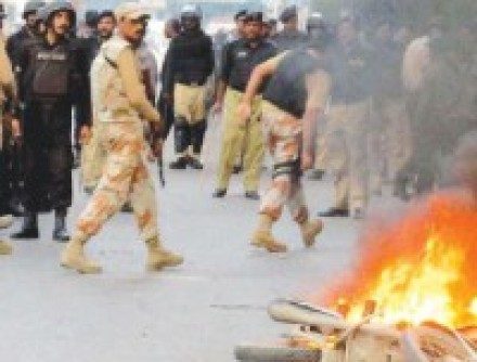 Muttahida leaders, workers remanded in media attack case