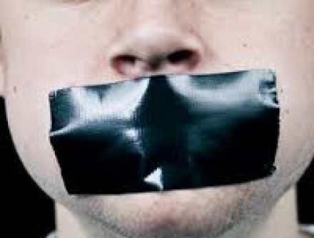 Free speech in danger