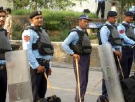 Islamabad police only 'stopped' journalists' press freedom rally, officials tell sessions judge