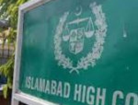 Federal Investigation Agency (FIA) notices to journalists worst example of censorship: Islamabad High Court (IHC)